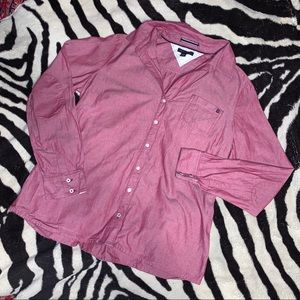 NWOT Tommy Hillfiger button down